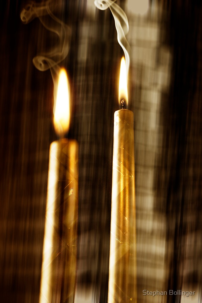 CANDLES by Stephan Bollinger