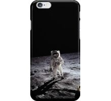Moon Man iPhone Case/Skin