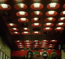 Prague instalation ceiling by Brett Sadhwani