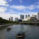Esplanade Singapore by BengLim