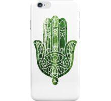 Bamboo Hamsa iPhone Case/Skin