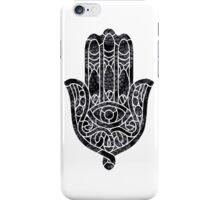 Blackberry Hamsa iPhone Case/Skin