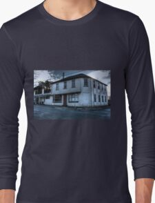 Prince of Wales Hotel, Evandale Long Sleeve T-Shirt