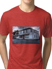 Prince of Wales Hotel, Evandale Tri-blend T-Shirt