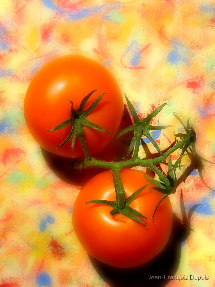 Tomatoes by Jean-François Dupuis