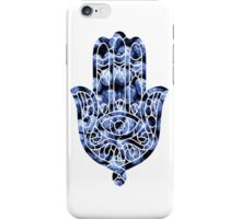 Blueberry Hamsa iPhone Case/Skin