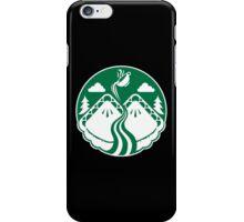 Twin Pies Coffee iPhone Case/Skin