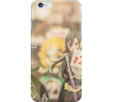 Anime Figures iPhone Case/Skin