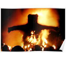Burn Teddy Burn Poster