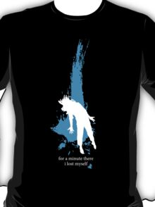 """""""For a minute there, I lost myself"""" - Radiohead - light T-Shirt"""