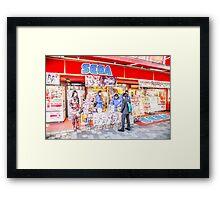 Akiba, Japan Framed Print
