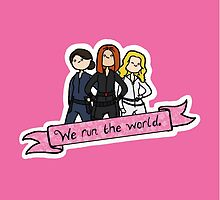 We Run the World by Lufumaybe