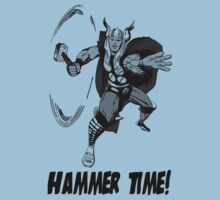 The Mighty Thor - Hammer Time! by Dangelus974