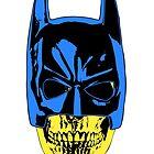 Bat Skull  by apeape