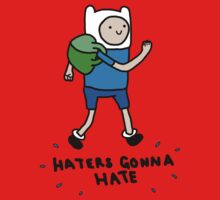 Haters Gonna Hate Finn Kids Clothes