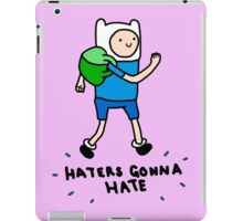Haters Gonna Hate Finn iPad Case/Skin