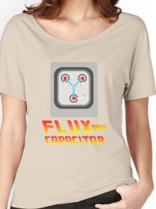 Flux Capacitor Women's Relaxed Fit T-Shirt