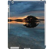 Lake Maquarie Sunset Panorama iPad Case/Skin