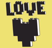 """LOVE"" Baby Tee"
