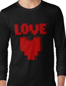 """LOVE""  Long Sleeve T-Shirt"