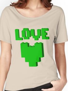 """LOVE"" Women's Relaxed Fit T-Shirt"
