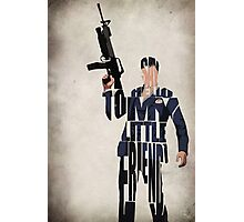 Tony Montana Photographic Print