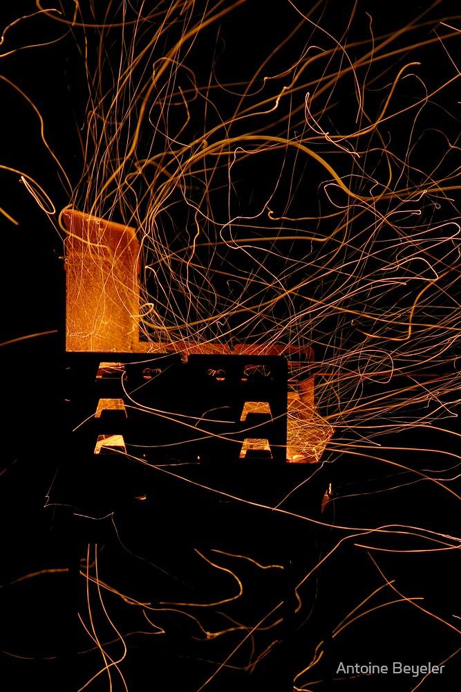 Sparkle by Antoine Beyeler