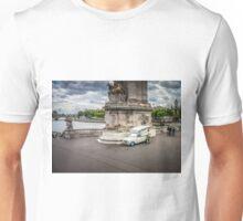 Paris Glaces Unisex T-Shirt