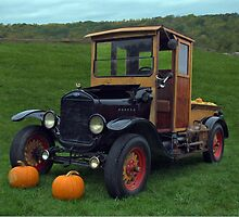 1922 Ford Model T Truck by TeeMack