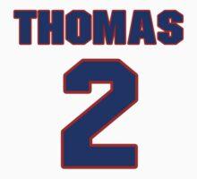 Basketball player Tim Thomas jersey 2 by imsport