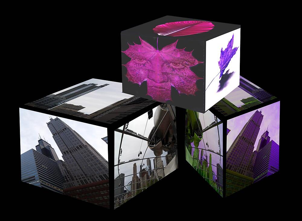 Cubes by Daniela Reynoso Orozco
