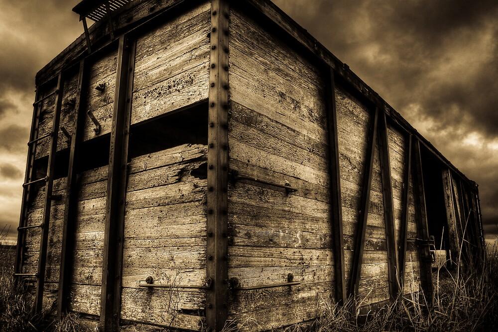 End Of An Era... by Kevin  Kroeker