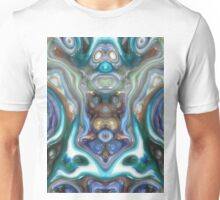 Colorful Reflections of Glass Unisex T-Shirt