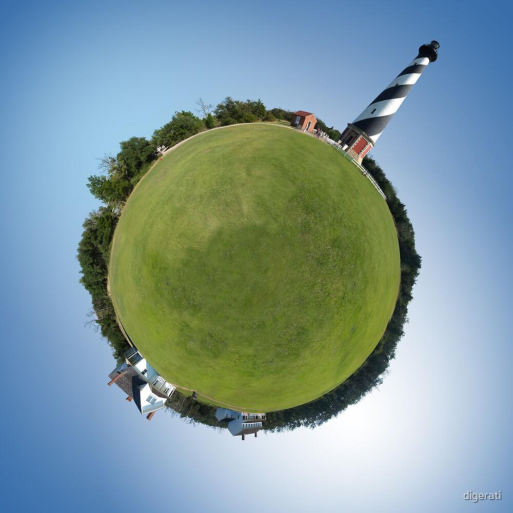 Lighthouse World by digerati