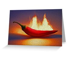 HOT! Greeting Card