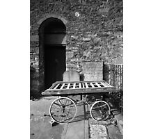 Bier Trolley Photographic Print