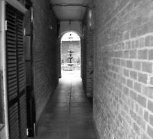 Hallway Infinity by Michael Reimann