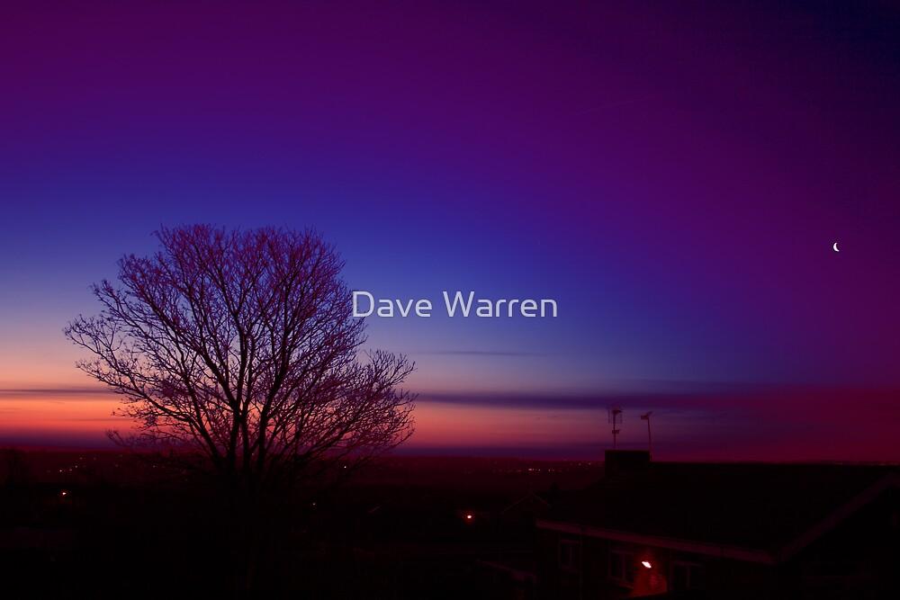 Sunset 2 by Dave Warren