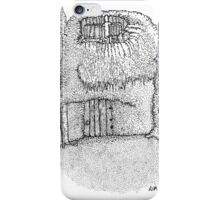 Thinking bench iPhone Case/Skin