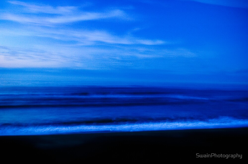 Blue Patricks Point by SwainPhotography