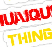 It's a HUAIQUIL thing, you wouldn't understand !! Sticker