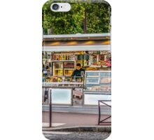 Paris Cafe iPhone Case/Skin