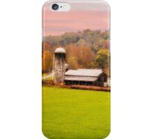 Rolling Hills Kentucky Farm iPhone Case/Skin