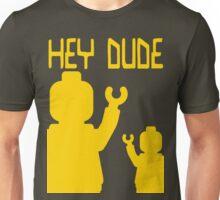 Minifig Hey Dude Unisex T-Shirt