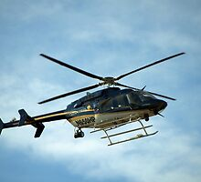 2005 Bell Helicopter Model 407- Kansas Highway Patrol by TeeMack