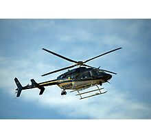 2005 Bell Helicopter Model 407- Kansas Highway Patrol Photographic Print