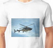 2005 Bell Helicopter Model 407- Kansas Highway Patrol Unisex T-Shirt