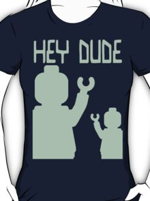 Minifig Hey Dude T-Shirt
