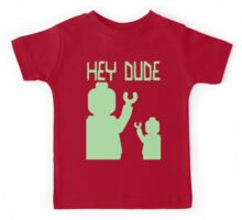 Minifig Hey Dude Kids Tee
