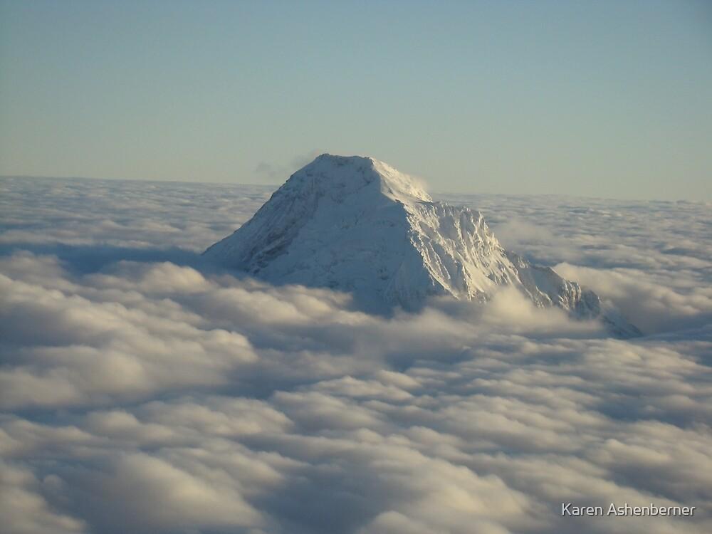 Majestic Mountain by Karen Ashenberner